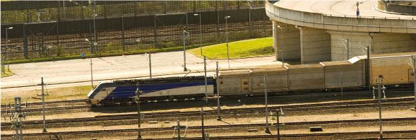 Rebosio rail