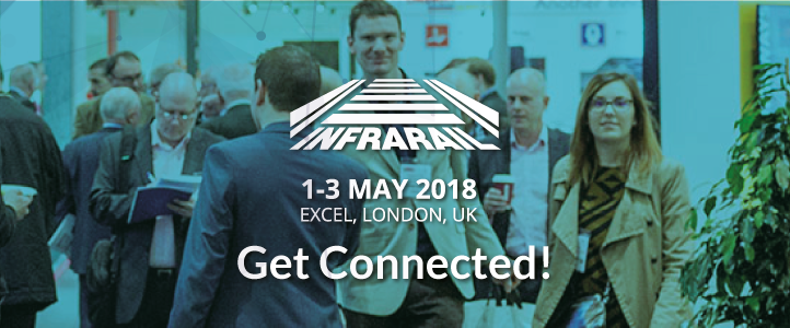 Infrarail 2018 - Get Connected