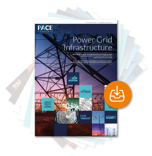 Power Grid Infrastructure Brochure